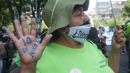 Ellas no festejan este 10 de mayo, ellas buscan a sus hijos desaparecidos: el lado más triste del Día de las Madres en México