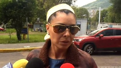 Yadhira Carrillo ya no quiere hablar con la prensa (Foto: Especial)
