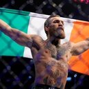 MMA Mixed Martial Arts - UFC 246 - Welterweight - Conor McGregor v Donald Cerrone - T-Mobile Arena, Las Vegas, United States - January 18, 2020 Conor McGregor celebrates his win against Donald Cerrone REUTERS/Mike Blake