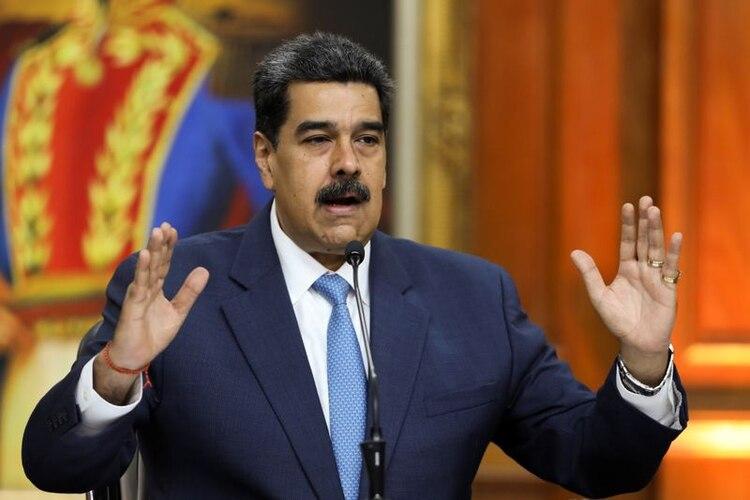 Nicolás Maduro. REUTERS/Fausto Torrealba