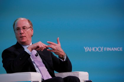 Larry Fink, CEO of BlackRock, habló sobre la Argentina
