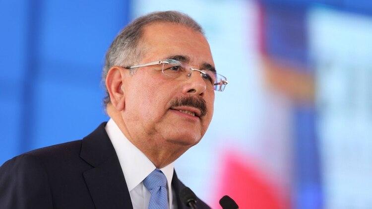 Danilo Medina, presidente de República Dominicana, ya intentó obtener permiso judicial para un tercer mandato.