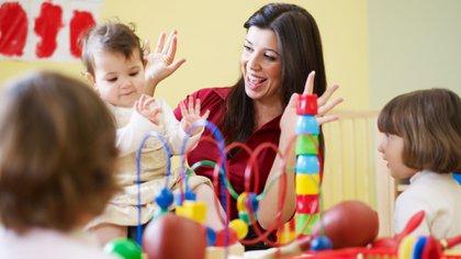 Los jardines maternales atraviesan la crisis más aguda (iStock)