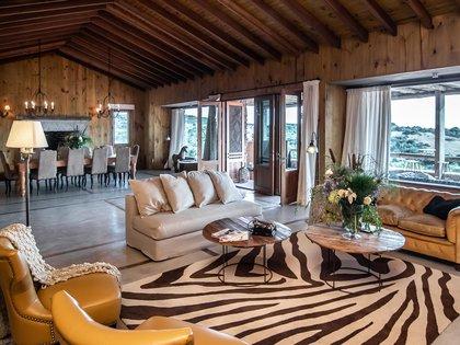 Susana Giménez decoró la casa a su estilo