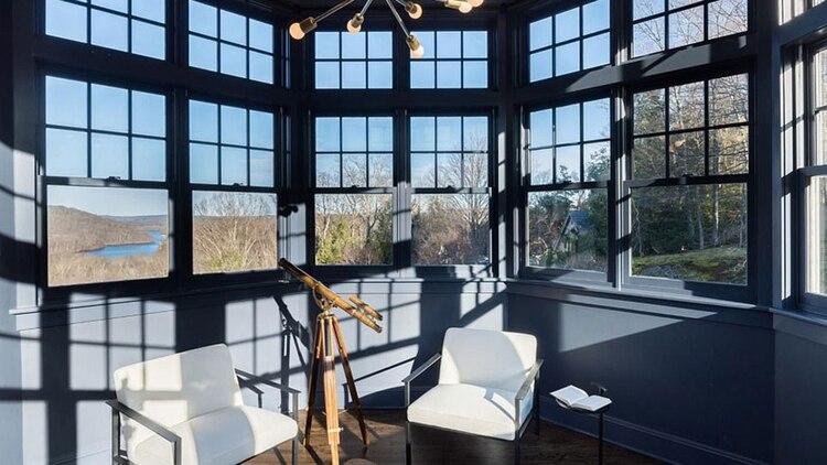 Interior de la casa de Bruce Willis (Douglas Elliman)