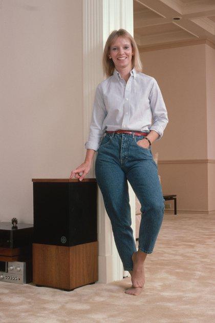 Ann Winblad, la otra mujer en la vida de Bill Gates (The Getty Images)