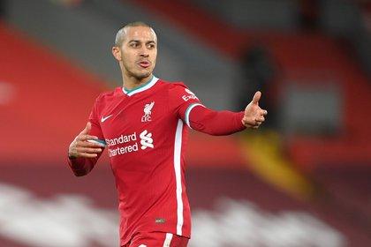 15) Thiago Alcántara, Liverpool, USD 14,25 millones