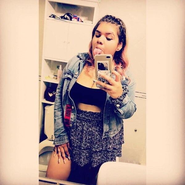Morena Rial con 40 kilos menos (Foto Instagram)