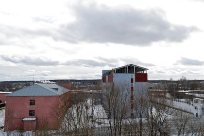 El Centro de Detención 3, en la región de Vladimir (Reuters)