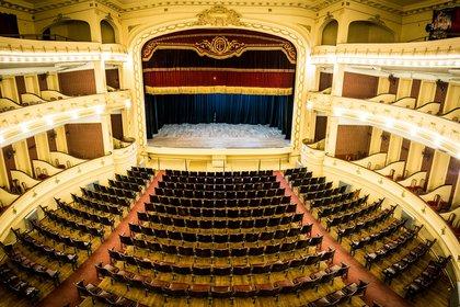 Teatro Coliseo de Zárate