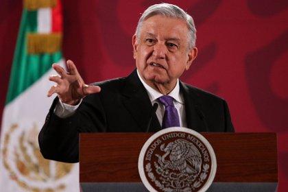 El presidente mexicano aseguró que acatará la eventual aprobación de la legalización de la marihuana, aunque no la considera prioridad (Foto: Galo Cañas/ Cuartoscuro)