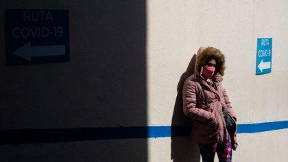 La Ciudad de México superó el número de hospitalizaciones límite para permanecer en semáforo naranja (Foto: Cuartoscuro)