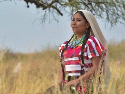 Yalitza Aparicio agradeció mención en el Día Internacional de los Pueblos Indígenas (Instagram: guelayalitzaapariciomtz)