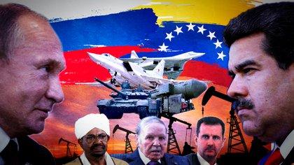 Vladimir Putin tiene un claro plan frente a la crisis que atraviesa Venezuela y su aliado, el dictador Nicolás Maduro