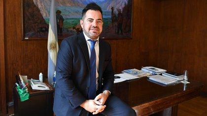 Lisandro Bonelli, sobrino de Ginés González García y ahora ex jefe de Gabinete del Ministerio de Salud (Maximiliano Luna)