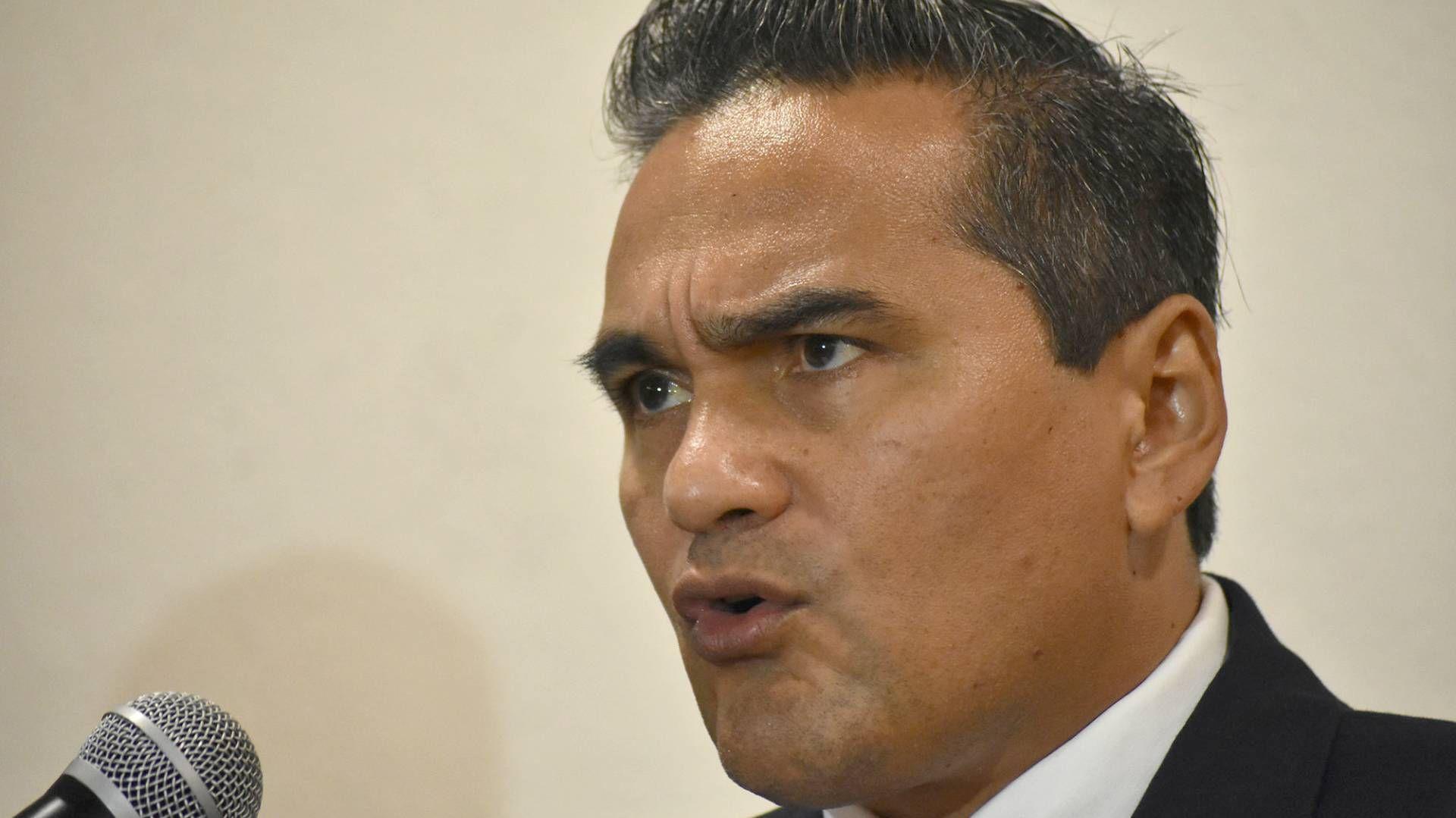 """El ex fiscal de Veracruz señaló de """"ilegal"""" la decisión del Congreso del estado para separarlo de su cargo (Foto: Cuartoscuro)"""
