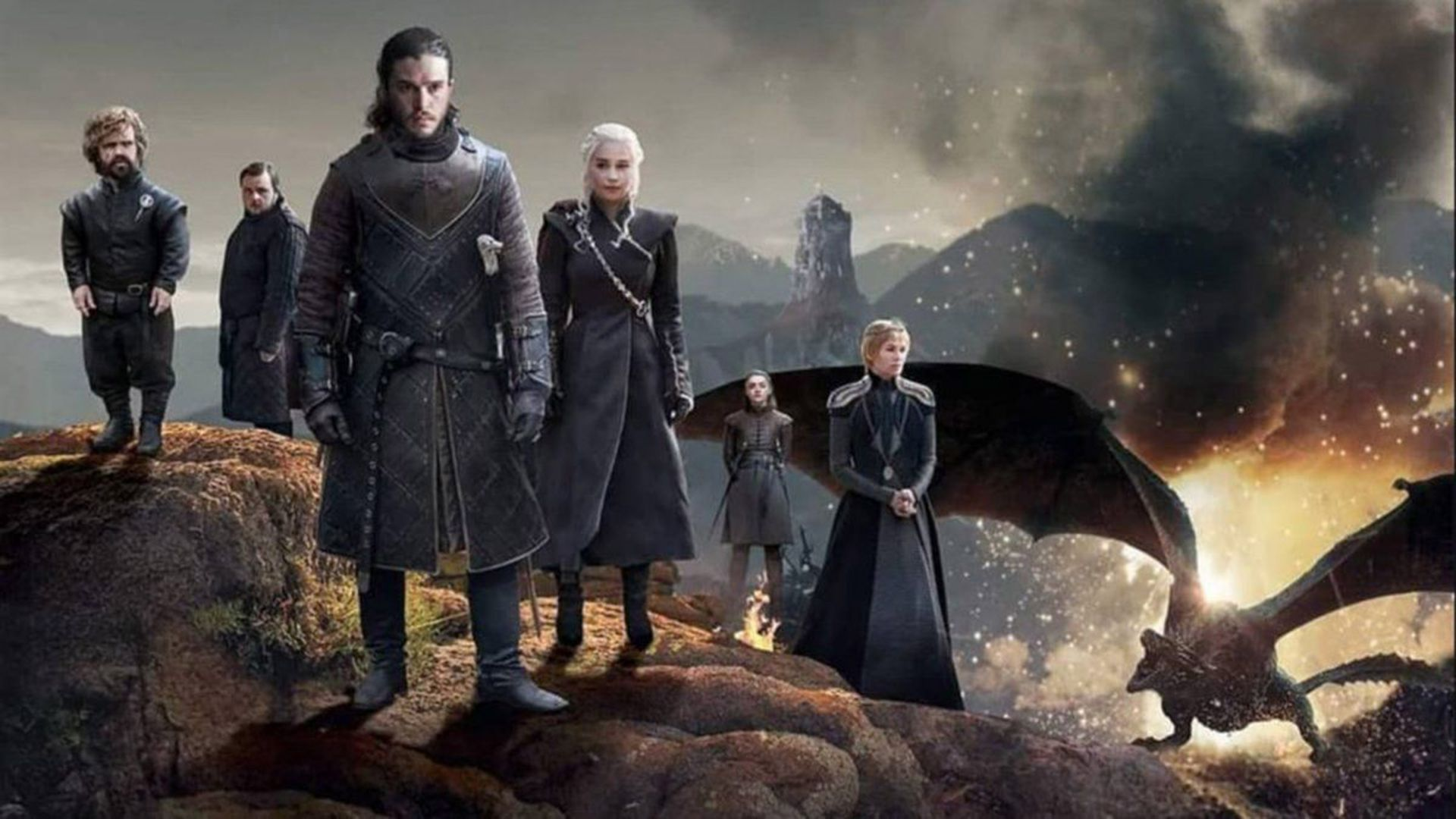 10 años del estreno de Game of thrones