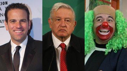 """Jorge Zepeda Paterson dijo a López Obrador que el país es más que """"Brozo y Loret"""" (Foto: Cuartoscuro)"""