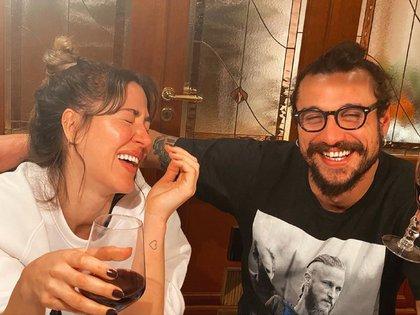 Jimena Barón y Daniel Osvaldo volvieron a convivir después de ocho años