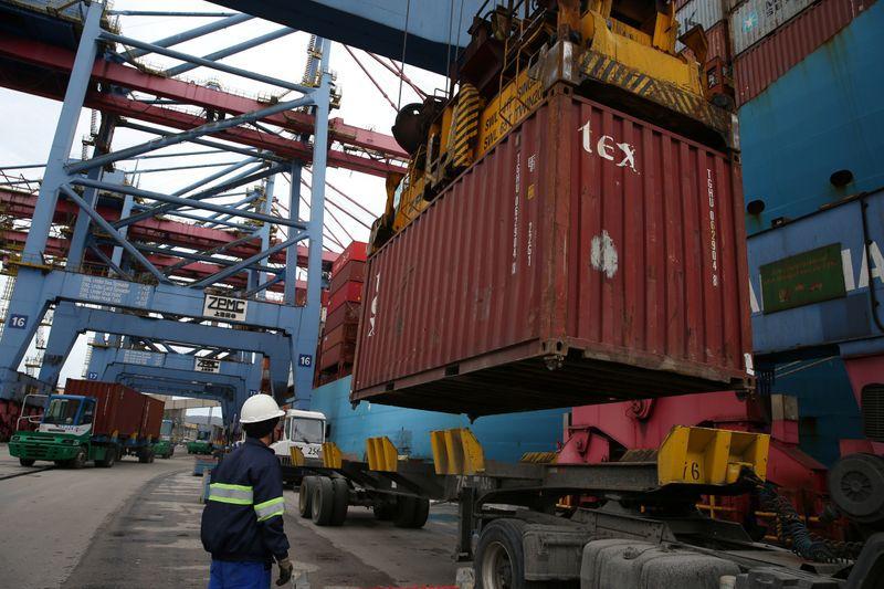Las exportaciones alcanzaron los USD 4.320 millones y las importaciones los USD 3.175 millones.