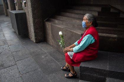La depresión puede agravarse con las medidas de aislamiento social (Foto: Cuartocuro)