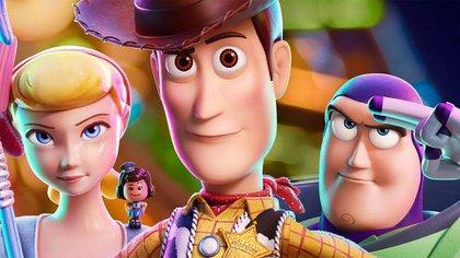 """Tom Hanks, Keanu Reeves y Tim Allen aportan tonos en la nueva película de """"Toy Story"""""""