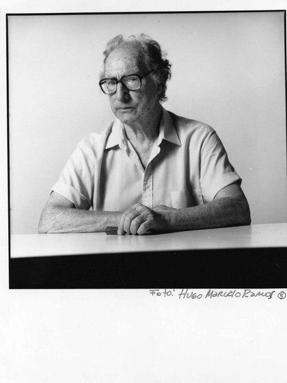 El historiador Jorge Abelardo Ramos