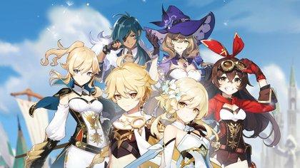 A finales de diciembre, el juego recibió su actualización 1.2