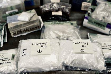 El fentanilo se ha convertido la droga más consumida en Estados Unidos (Foto:Reuters)