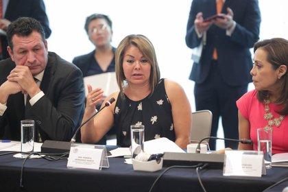 La senadora Minerva Hernández indicó que el impacto de este sector deportivo ascendió a 114,000 millones de pesos (Foto: Twitter@SenadoEconomia)