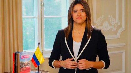 Primera Dama, María Juliana Ruiz / Presidencia