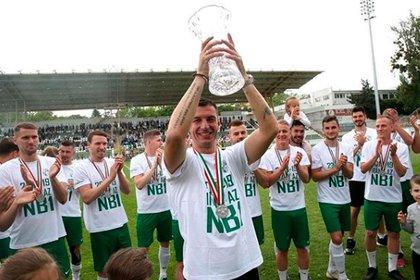 Waltner es actualmente entrenador en Hungría y ascendió al Kaposvári Rákóczi la temporada pasada