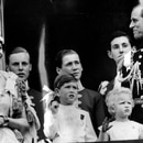 Editorial use only Mandatory Credit: Photo by Shutterstock (553817p) Queen Elizabeth II and Prince Philip CORONATION OF QUEEN ELIZABETH II AT WESTMINSTER ABBEY, LONDON, BRITAIN - JUN 1953