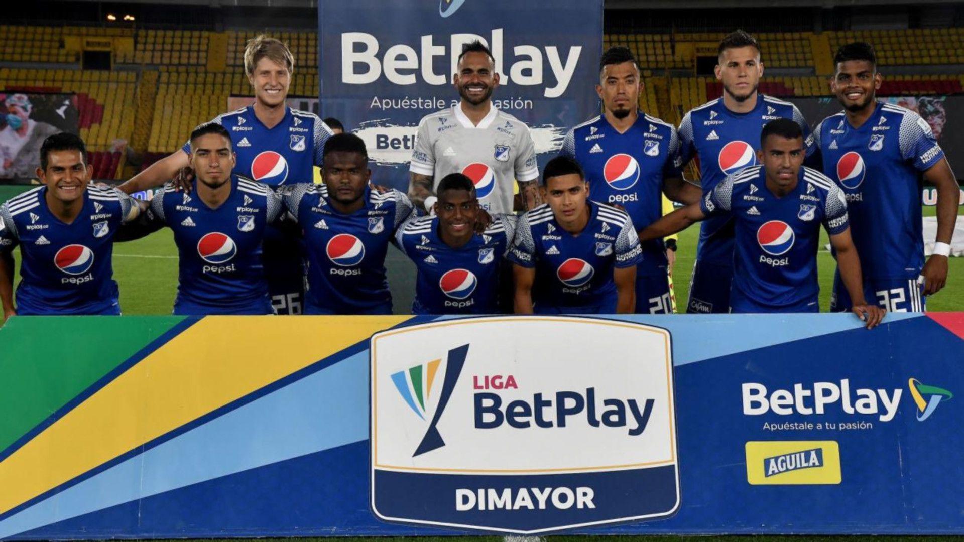 El equipo bogotano aún sigue entrenando para cuando le toque enfrentar el partido de las semifinales de la Liga Betplay ante Junior de Barranquilla. Foto: Florida Cup