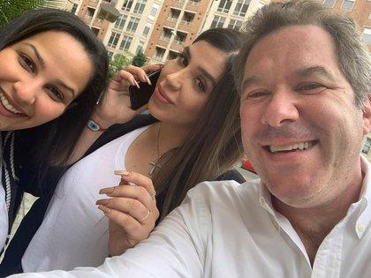 """""""Yo la estoy representando. Yo la voy a representar en el Distrito de Columbia mañana, es correcto"""", confirmó la defensora a Infobae México (Foto: Instagram/@marielcolonmiroesq)"""