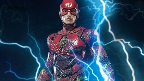 Gran velocidad, un metabolismo acelerado y una alta capacidad regenerativa, son los mejores atributos de Flash