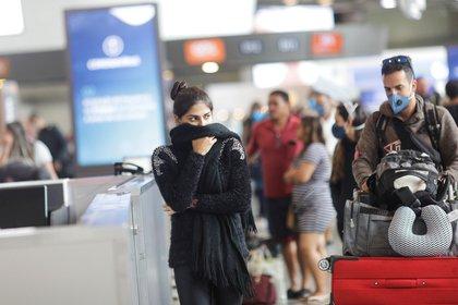 Aeropuerto de Río de Janeiro. REUTERS/Ricardo Moraes