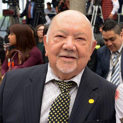 En Como dice el dicho compartió créditos con el actor Sergio Corona (Foto: Wikipedia)