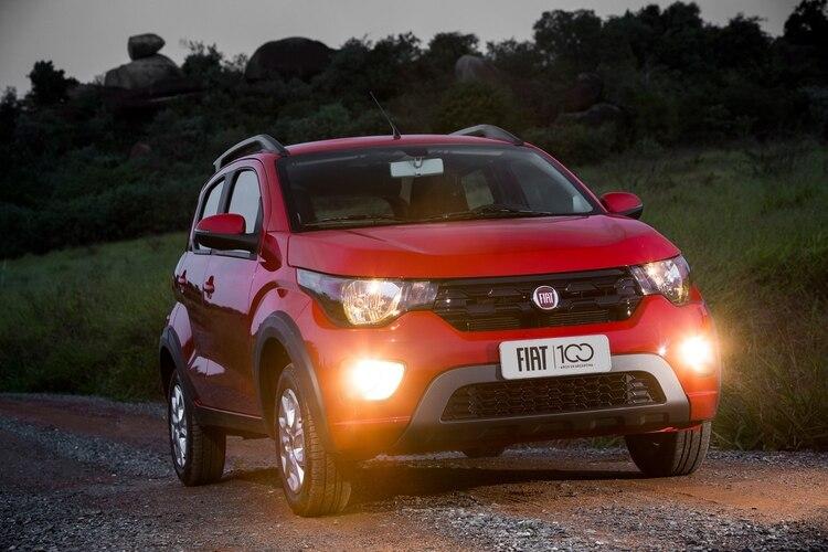 Lo más barato de Fiat, también beneficiado por bonificaciones
