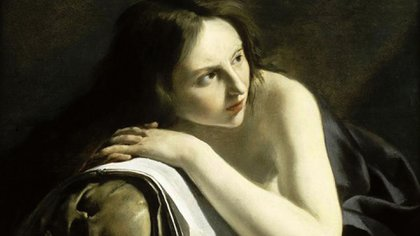 Uno de los personajesbíblicos que más fascinación ha ejercido sobre los artistas. Aquí, María Magdalena penitente, de Johan Moreelse (1603-34)