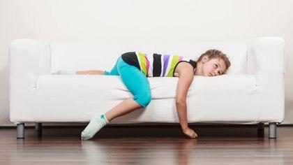 El sedentarismo y la inactividad física parecen haberse convertido en signos distintivos de la vida moderna (iStock)