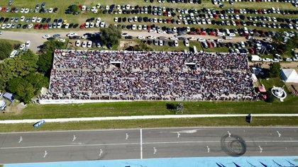 Inició una nueva temporada del Super TC 2000 en el autódromo Oscar Cabalén de la ciudad de Alta Gracia (Mario Sar)