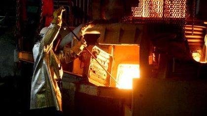 El 30% de los sectores industriales registró en abril los niveles más bajos de la serie, que inicia en 1994