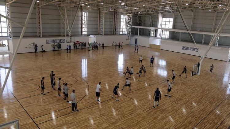 El Dow Center, el centro de entrenamiento que ideó Pepe Sánchez y el que podría albergar en los próximos años un gran evento de la NBA en la Argentina