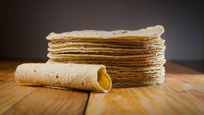 Tortillas contienen pesticidas considerados cancerígenos (Foto: Especial)