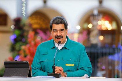Nicolás Maduro (PRENSA PRESIDENCIAL VENEZUELA)