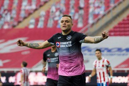 Los goles de Rodríguez son fundamentales para el equipo que dirige su compatriota Robert Dante Siboldi (Foto: Francisco Guasco / EFE)