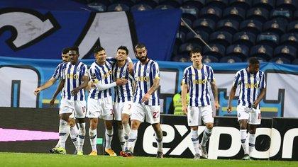 En los próximos días Porto jugará por Liga, Copa y UEFA Champions League ante Juventus. Vía: FC Porto