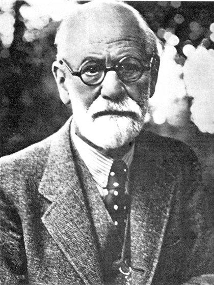 Sigmund Freud, sobre el final de su vida (Granger/Shutterstock)