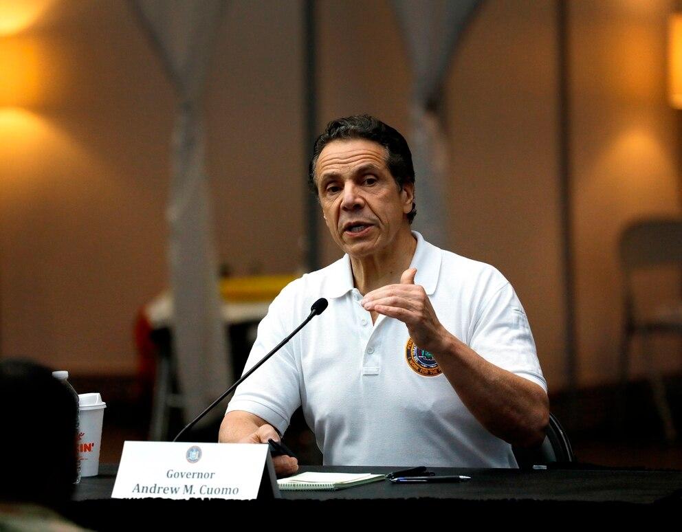 El Gobernador de Nueva York dice que el deporte ya puede ...